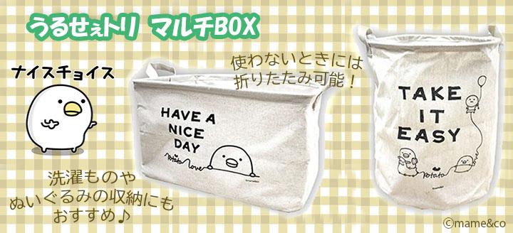マルチ BOX